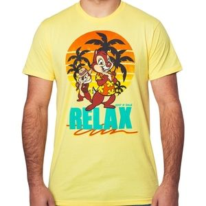 Chip n' Dale- Relax T-Shirt- Men's